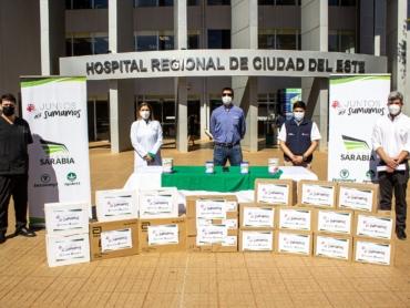 Grupo Sarabia-Hospital Intregrago Alto Paraná
