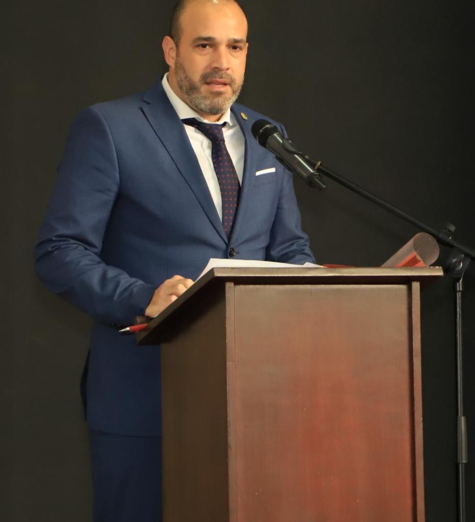 Rodrigo González, presidente del Senave